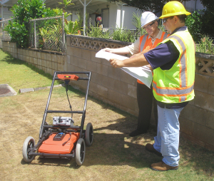 Hawaii Private Utility Locators